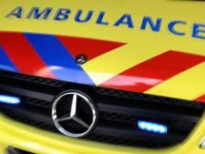 Scooterrijder gewond na aanrijding in Eemnes