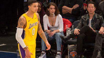 Zo verleidt topmodel Bella Hadid een NBA-speler