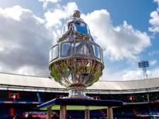 Dit zijn de tegenstanders van sv TOP, Achilles Veen, Dongen, OSS'20 en Blauw Geel'38 in de KNVB-Beker