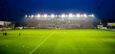 Invallen bij Moeskroen en Belgische voetbalbond