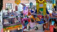 Wereldkeuken op Sint-Denijs kermis