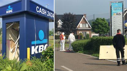 """Dieven blazen met succes geldautomaat op aan Gouden Kruispunt: """"Ze wisten zeer goed hoe ze te werk moesten gaan"""""""