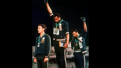 """Tommie Smith, meer dan vijftig jaar na zijn iconisch gebaar: """"Ik sta achter atleten die nu verandering willen"""""""