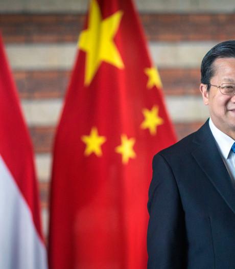 Knallende diplomatieke ruzie tussen ambassadeurs Amerika en China