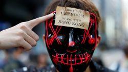 Maskerverbod in Hongkong: dit is het resultaat