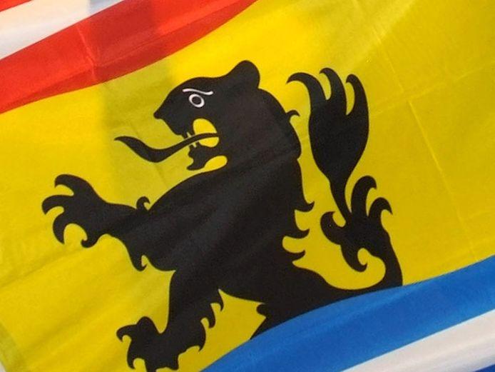 De Zeeuws-Vlaamse vlag.