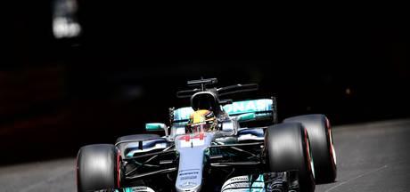 Teambaas Mercedes: Auto ruziet met banden