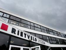 Reünie als laatste feestje van zelfstandig 140-jarig Rietveld Lyceum in Doetinchem