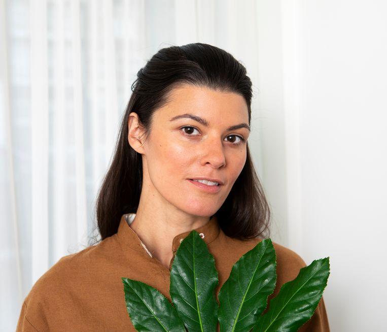 Summer Rayne Oakes.  Beeld Martijn Gijsbertsen