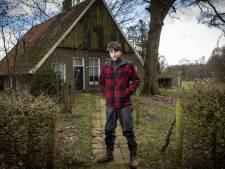 Archeoloog Sascha Benerink: 'Aveskamp  oudste gebouw van Denekamp'