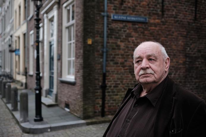 Fred Jansen neemt afscheid als wethouder.