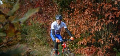 Stevige afdalingen moeten mountainbiken in het Bergherbos spannend maken