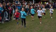 Meer publiek op nieuw parcours Wetterse scholenveldloop