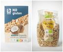 Boni No Gluten Granola kokosnoot en Bio Granola met honing
