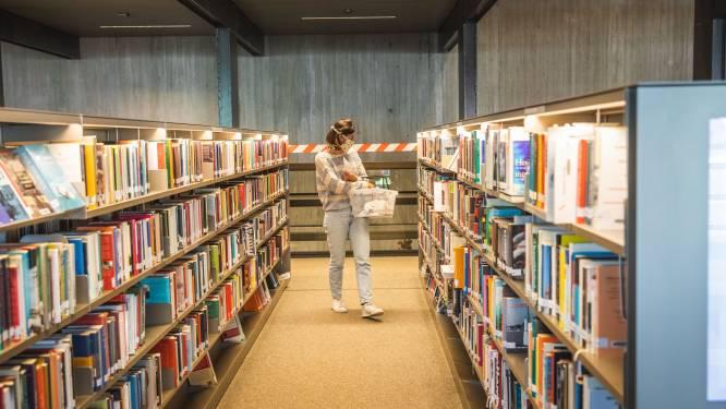 Bibliotheken moeten activiteiten schrappen en aantal bezoekers opnieuw beperken