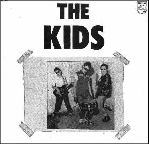 Rockgeschiedenis van bij ons: de eerste van The Kids.