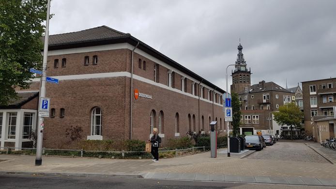 De Titus Brandsmastraat in Nijmegen.
