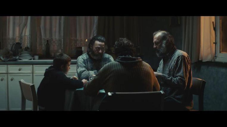 De trailer van Cargo, met onder meer Sebastien Dewaele, werd al meer dan 20.000 keer bekeken.