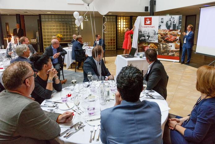 Met het sponsordiner dat Avoord dinsdag organiseerde werd 7.000 euro opgehaald.