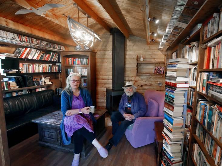 Peter Blanker woont in een 'tuinhuis' op het terrein van dochter Letitia: 'Dit is de toekomst'