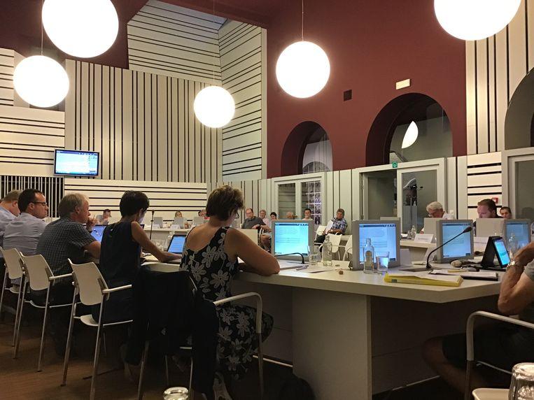 De gemeenteraad in Zoersel was dinsdagavond nogal bewogen.