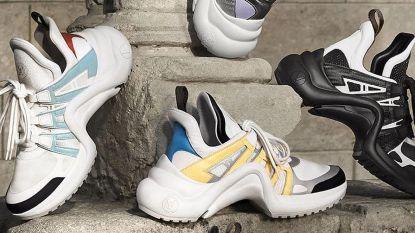 Modemerken strijden om prijs van meest lelijke sneaker van het jaar