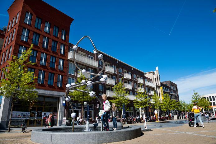 Winkelcentrum Leidsche Rijn Centrum.