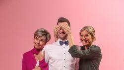 """Ingeborg (52) en Nathalie Meskens (37), twee generaties 'Blind Date': """"Ik denk dat wij samen iets heel graafs kunnen doen"""""""