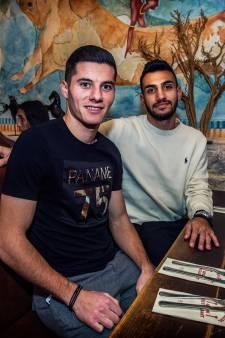 Griekse Willem II'ers willen slagen in Tilburg: 'Ik mis niks, want ik wil alleen maar voetbal spelen'