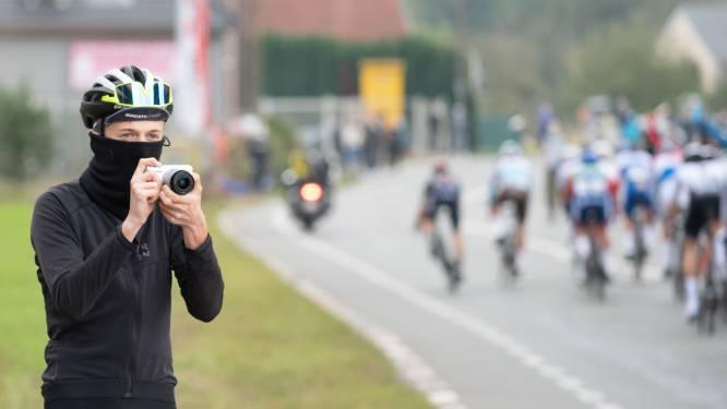 """""""De renners toch een paar keer kunnen zien, maar helemaal coronaveilig"""""""