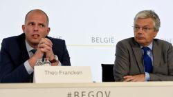 """Francken: """"Repatriëring van IS-kinderen is promotiestunt voor kandidatuur Reynders"""""""