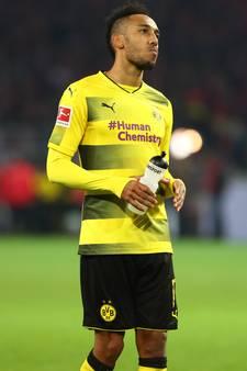 Bosz zet Aubameyang uit selectie bij Dortmund