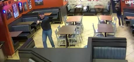 Braquage avorté: les deux seuls clients du fast-food étaient des policiers en civil