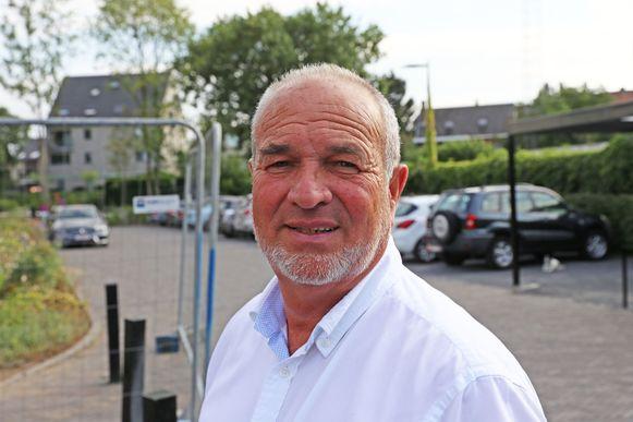 Burgemeester Michel Vanderhasselt heeft de buik vol van de jeugdbende.