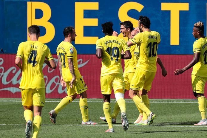 Le sous-marin jaune est toujours en course pour une qualification pour la Ligue des Champions.