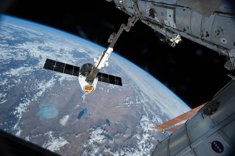De Verenigde Staten zijn met jaarlijkse bijdragen van 3 tot 4 miljard dollar de grootste geldschieter van het ruimtestation ISS.
