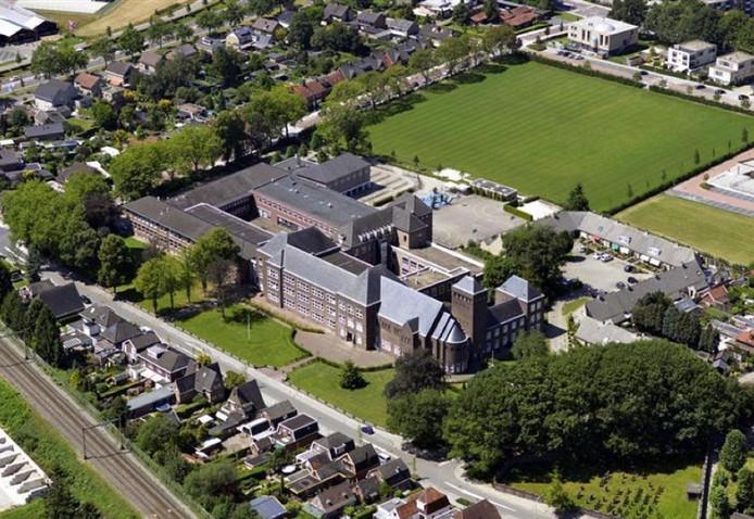 Het Twentse Carmel College, locatie Lyceumstraat