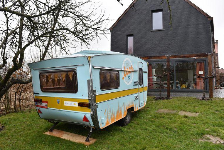 Jeugdverblijf Oud Klooster in Dikkele.