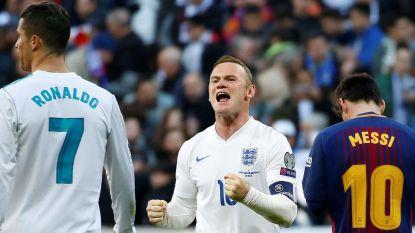 """Rooney komt met opvallende bekentenis en kiest tussen Messi en Ronaldo: """"Hij martelt je eerst alvorens hij je helemaal dood doet"""""""