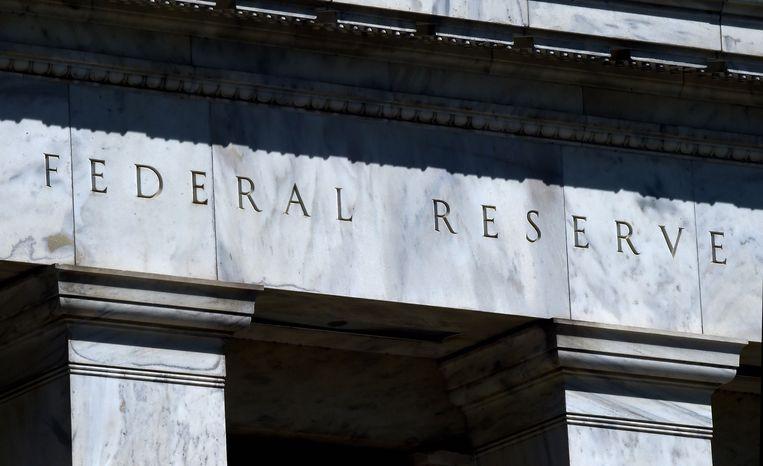 Het gebouw van de Federal Reserve.