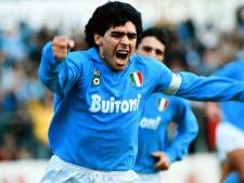 """""""Ciao Diego"""", """"génie éternel"""": le monde du foot pleure Maradona"""