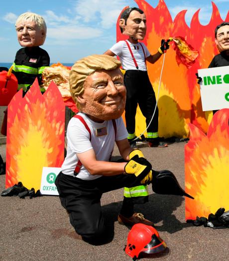 G7 gaat over groeiende ongelijkheid, maar staat in het teken van Donald Trump