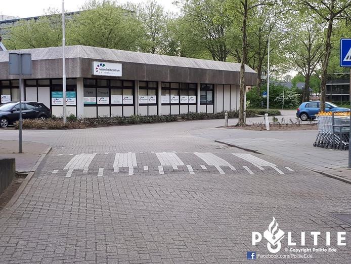Winkelcentrum Bellestein in Ede.