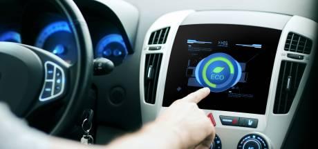 Wat is het verschil tussen rijmodus EV en Eco?