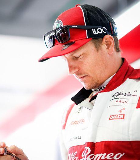 Formule 1-record  boeit Räikkönen niet: 'Zou echt geen idee hebben'