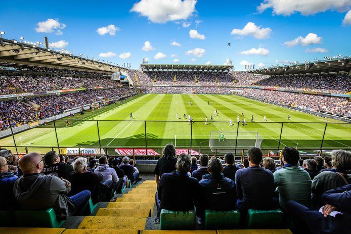 Het Jan Breydelstadion in Brugge maakt plaats voor een nieuwe voetbaltempel, mogelijk mét brouwerij.