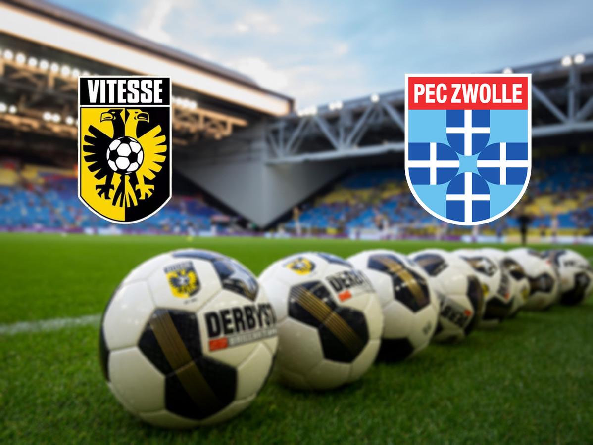 Vitesse Bewijst Curovic Laatste Eer Met Riante Zege Op Pec Zwolle Foto Ad Nl
