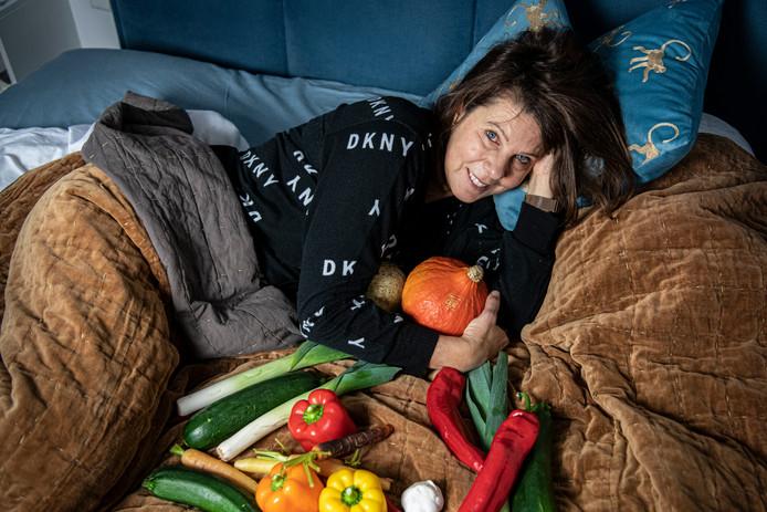 Jacqui van Kemenade: ,,Koolhydraten zijn prima, als ze in bijvoorbeeld groenten zitten.''