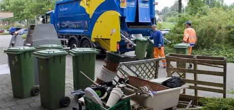 Zutphen en Lelystad beboeten het  meest voor afval naast containers