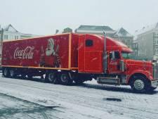 De beroemde Coca-Cola-kersttruck komt naar Nijmegen